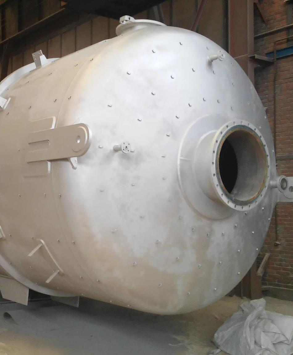 Above-ground storage tanks
