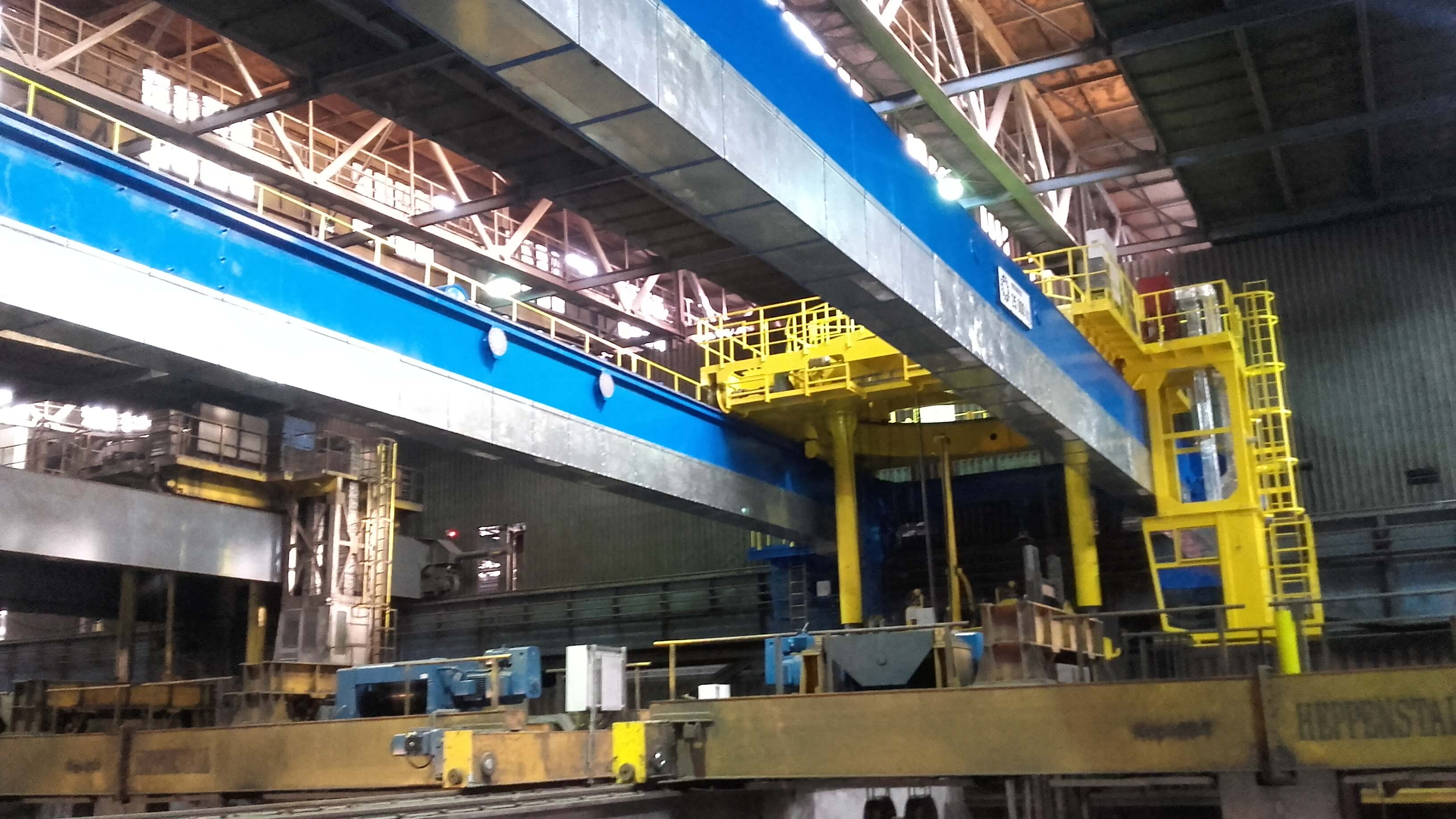 Cranes and lifting mechanisms   KRÁLOVOPOLSKÁ, a s