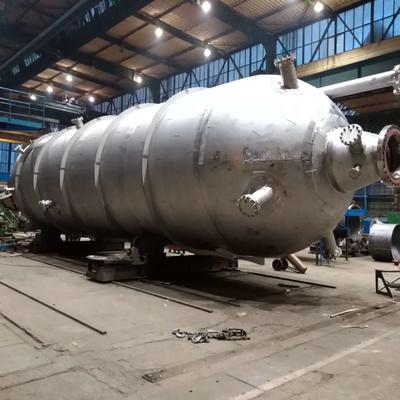 Digester - production of pressure vessel